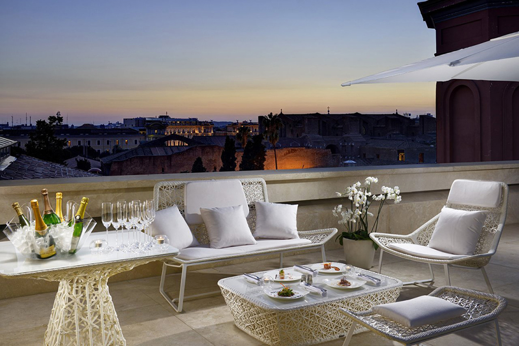 Hotel and resort - Hospitality Italy4golf